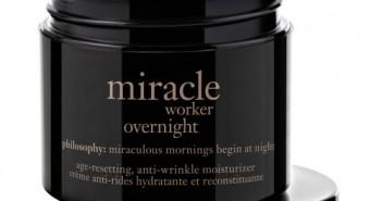 Philosophy overnight miracle cream