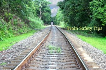 The Importance of Train Safety – tips and information for staying safe