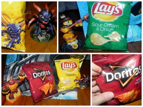 Frito-Lay and Skylanders