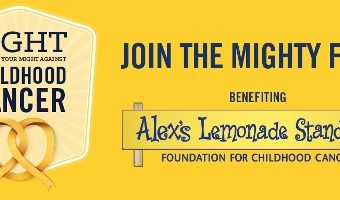 Alex's Lemonade Stand Foundation and Auntie Anne's - Mighty Fight