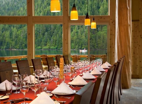 Steamboat Bay Fishing Club - Fine Dining