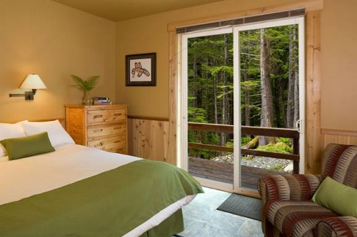 Steamboat Bay Fishing Club - Forest-view Room