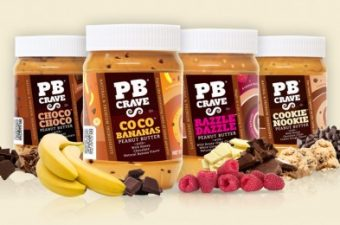 PB Crave Peanut Butter With A Twist!