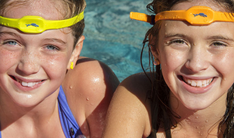 iSwimband the Wearable Sensor for Aquatic Safety
