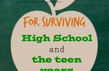 surviving high school,teen years