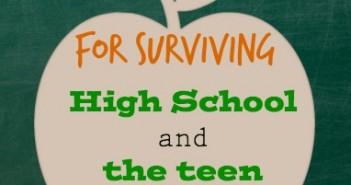 surviving high school,teen years