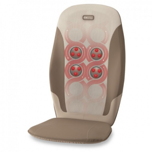 Massage cushion diagram