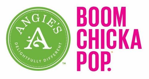 Angie's Boomchickapop Logo