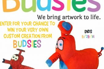 Budsies Giveaway