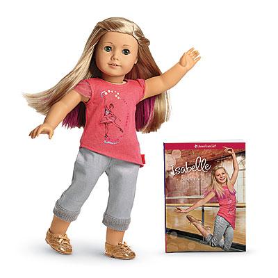 American Girl, Girl of the Year Doll & Book