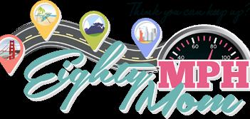 Eighty MPH Mom,blog,California,northern