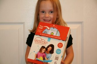 Sparkup Magical Book Reader Makes Reading Fun for Everyone! – Review