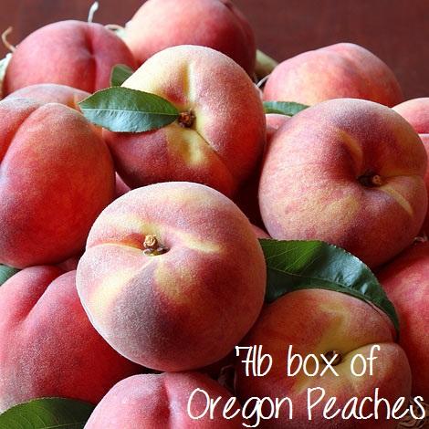 The Fruit Company Peaches
