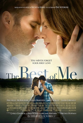 The Best of Me - Movie Poster