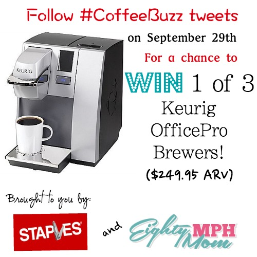Win,Keurig, brewer,OfficePro