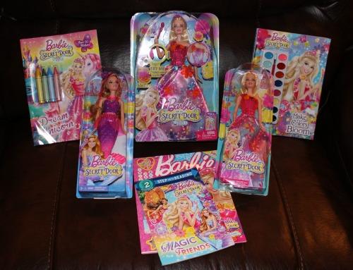 Barbie And The Secret Door Toys
