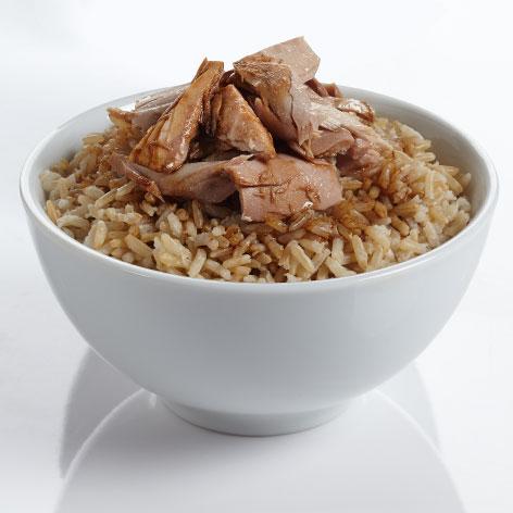 Chicken of the Sea - Tuna Rice Bowl