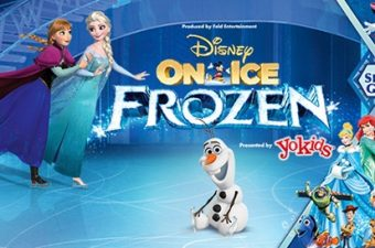 Do You Want to Build a Snowman? Disney On Ice presents Frozen