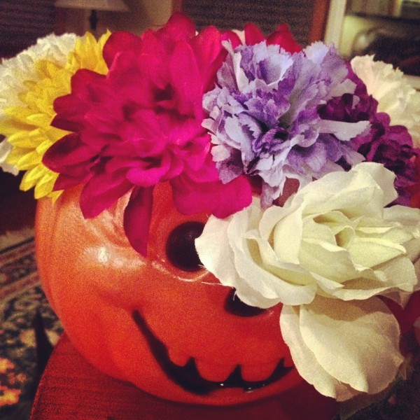 Halloween costume hint!