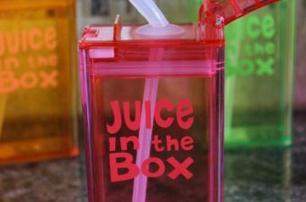 Juice in the Box for Fun, Healthy Lunches Review