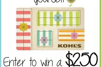 Kohl's Yes2You Eighty MPH Mom Giveaway