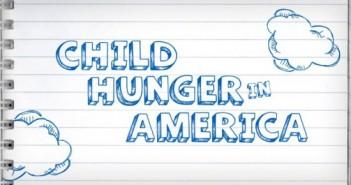 Child Hunger In America