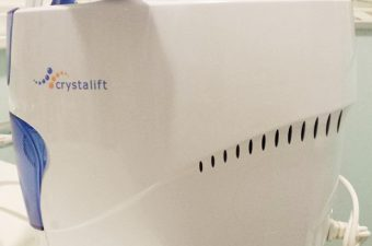 Get Younger Skin AT HOME with Crystalift Microdermabrasion – Review