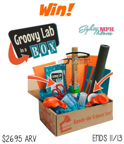groovy lab giveaway