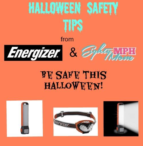 #PoweringSafety,halloween,safety tips,flashlights,headlights,fusion lights,