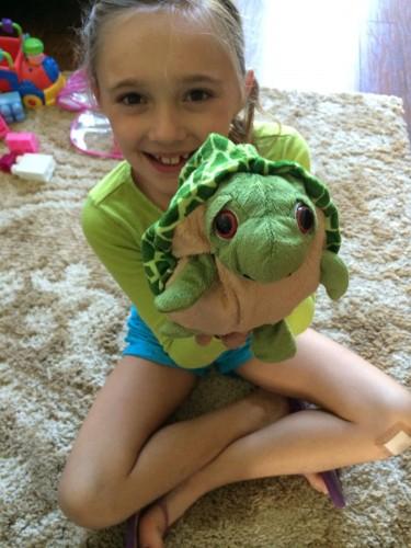 kid turtle