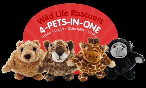 wildlife rescuers