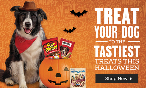 Big Heart Pet Brands Halloween Shopping