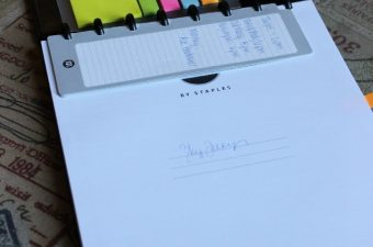 M by Staples Arc Customizable Notebook System – Organization at its Finest!  Review