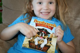 Dig into Fun with Beethoven's Treasure Tail