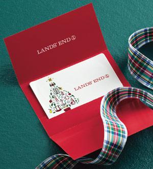 Lands' End Gift Card