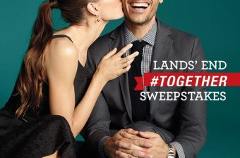 Lands' End #Together - Sweepstakes