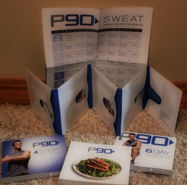 P90 Get It, Hit It, Get Done - The Ultimate Workout! - Eighty MPH