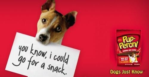 Pup-Peroni Snack