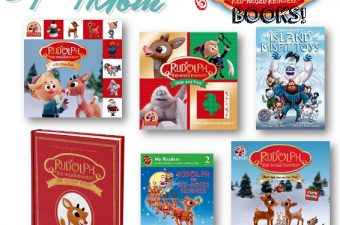 50th Anniversary of Rudolph the Red-Nosed Reindeer