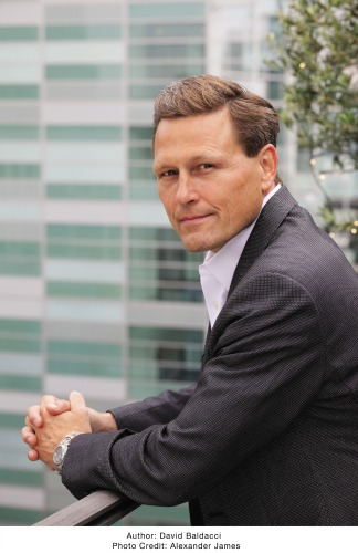 author, david baldacci