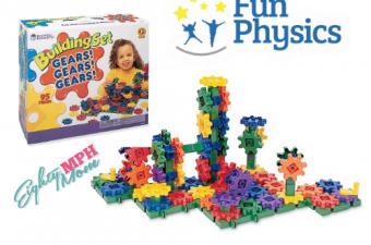 Educational FunPhysics Toys: Gears, Gears, Gears