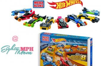 Mega Bloks, hot wheels, giveaway