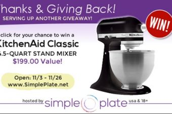 KitchenAid Classic 4.5 Quart Stand Mixer
