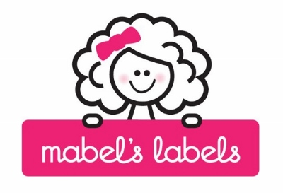 ULTIMATE Online Baby Shower, Mablel's Labels