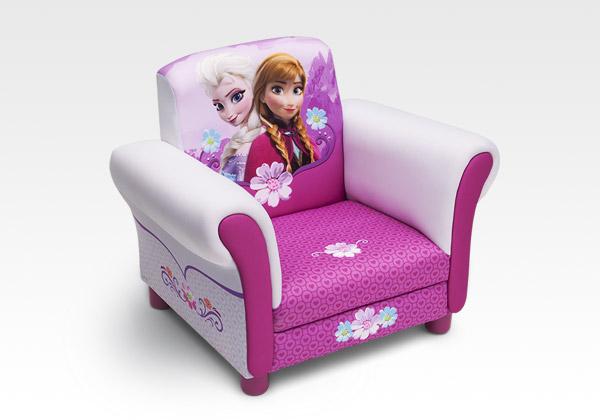Delta Children, Frozen Upholstered Chair