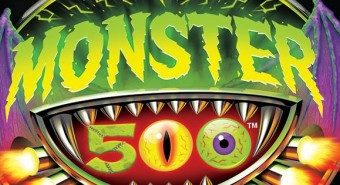 Monster 500 Big Logo