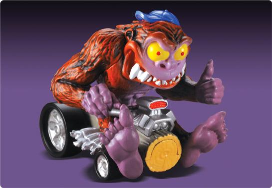 Monster 500 Lead Foot