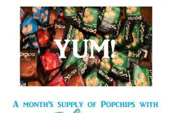 Snack Small This Holiday With Popchips!