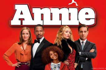 ANNIE in Theaters on 12/19/14!