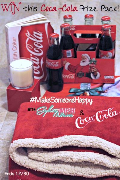coca-cola, #makesomeonehappy, giveaeway